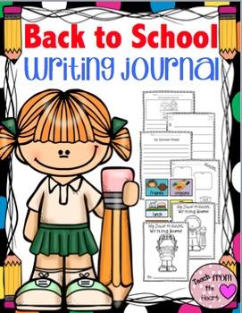 Back to School Journal FREEBIE