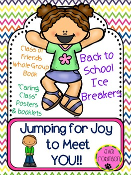 Back to School- Jumping for Joy to Meet You!