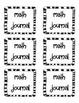 Back to School K-5 Folder and Journal Labels