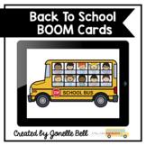 Back to School Kindergarten Boom Cards Bundle