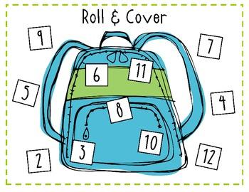 Back to School- Kindergarten Math & Literacy STUFF!