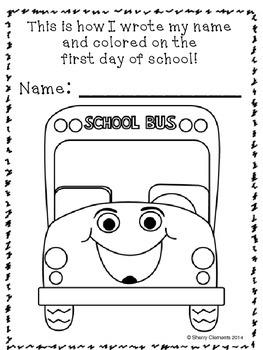 FREE DOWNLOAD : Back to School FREEBIE