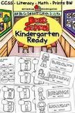 Back to School Kindergarten Ready!