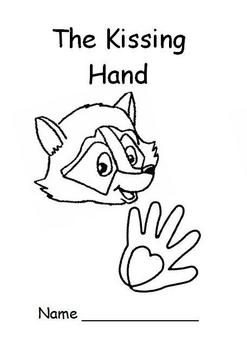 Adaptable image throughout kissing hand printable