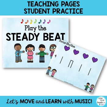 "Music Class Kodaly Lesson: ""Hello"" Song and Game"