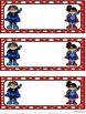 Back to School Classroom Labels