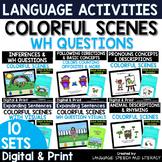 EBooks - Language Activities Bundle - No Print No Prep