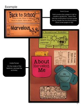 Back to School Lapbook