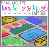 Back to School All About Me Lapbook { Over 20 Foldables! }