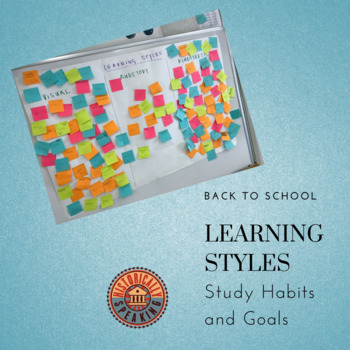 Back to School: Learning Styles and Goals
