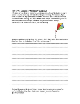Back to School Lesson Bundle and 5th Grade Common Core Writing Bundle
