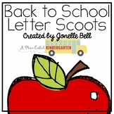 Letter Identification Scoot