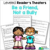 Back to School {Leveled Reader's Theater About Friendship and Bullying}