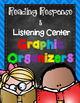 Back to School Listening Center with QR Codes
