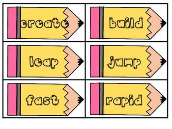 Back to School: Literacy Centers: Third Grade!!
