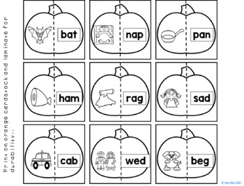 Fall Centers for Kindergarten and First Grade