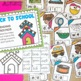 Back to School Literacy and Math Centers Bundle