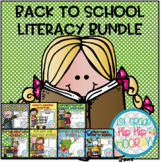 Back to School Literacy Bundle!