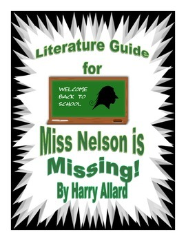 Back to School Literature Guide Bundle