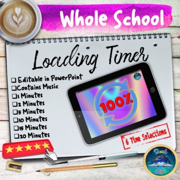 Back to School - Loading Timers