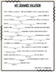 Back to School Mad Libs (2 Stories Included)
