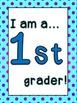Back to School Magnet (1st Grade)