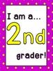 Back to School Magnet (2nd Grade)