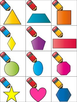 Back to School Magnet or File Folder Activities