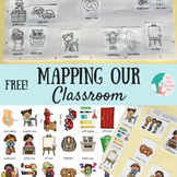 Back to School: Mapping Our Classroom