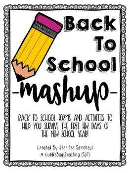 Back to School Mash Up