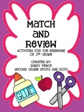 Back to School Match and Review