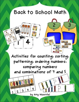 Back to School Math