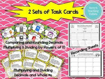 Back to School Math Activities - 6th