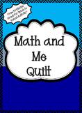 Back to School Math Activity Printable