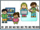 Back to School Math Center Counting Puzzles {FREEBIE}
