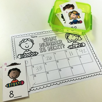 Back to School Math Centers & Printables {16 fun & engaging math centers}