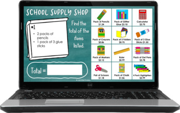 Back to School Math Centers for 5th Grade {Common Core Aligned Reviews 4th CCSS}