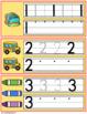 Back to School Math Centers for Kindergarten