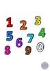 Math Clip Art Illustrations Angles Fractions 2D 3D Shapes Clocks Calculators