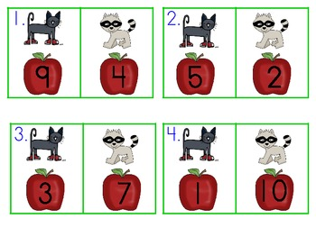Back to School Math Fun ***FREEBIE***
