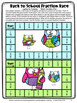 Back to School Activities: Back to School Math Games Fourth Grade