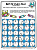 Back to School Math Games Second Grade: Back to School Activities