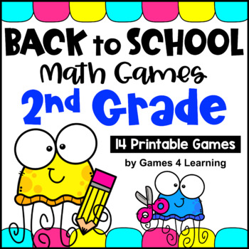 photograph relating to Printable Math Games 2nd Grade identified as Back again towards Faculty Math Game titles Minute Quality: Setting up of the 12 months Actions