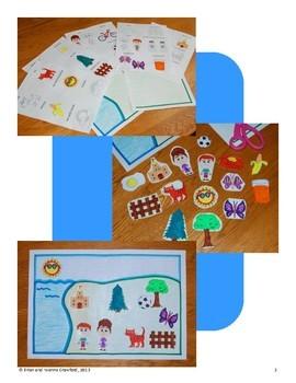 Back to School Math Goofy Glyph (Kindergarten Common Core)