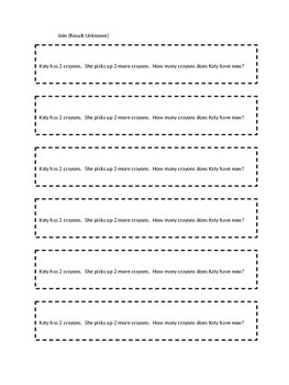 Back to School Math Journal Prompts