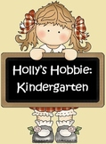 Back to School Math & Literacy Bundle from Holly's Hobbie