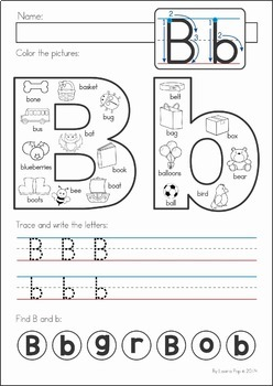 Back to School Math & Literacy Worksheets and Activities No Prep by ...