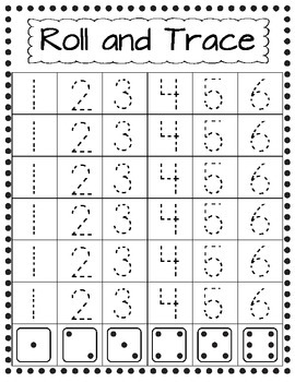 Back to School Math Pack