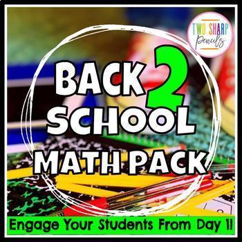 Back to School Math Bundle
