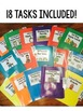 Back to School Math Skills File Folder Tasks (18 Tasks Included)